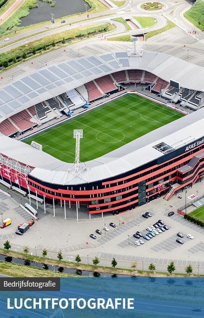luchtfotografie Alkmaar