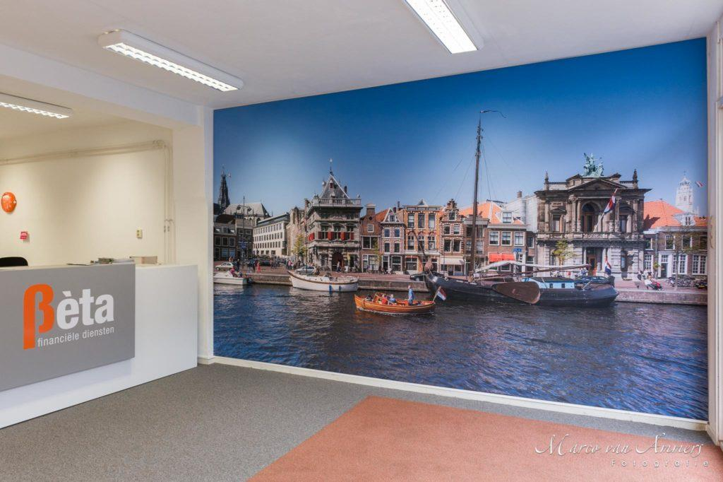 groot formaat foto Haarlem