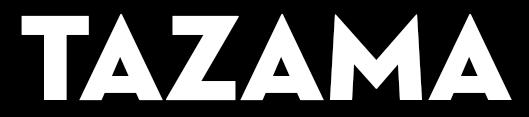 Logo Tazama bedrijfsfotografie Alkmaar