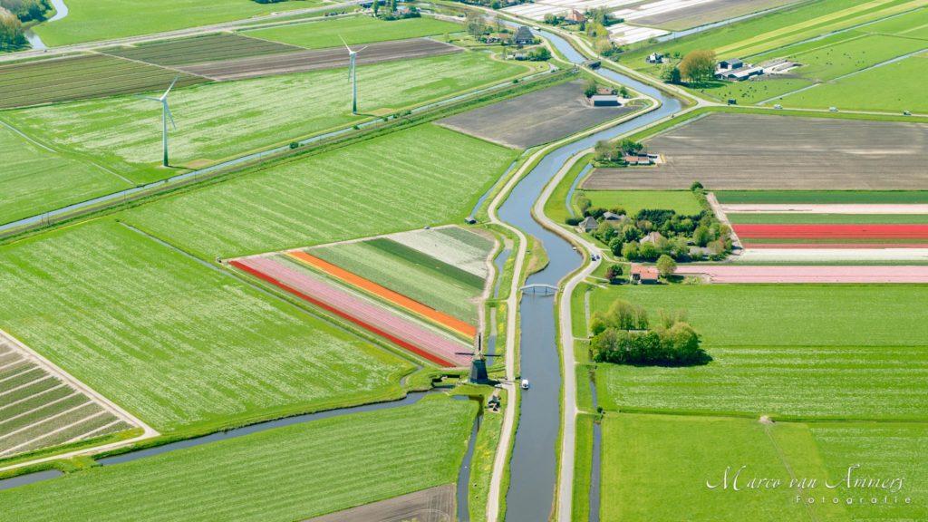 Luchtfotografie Alkmaar Noordholland