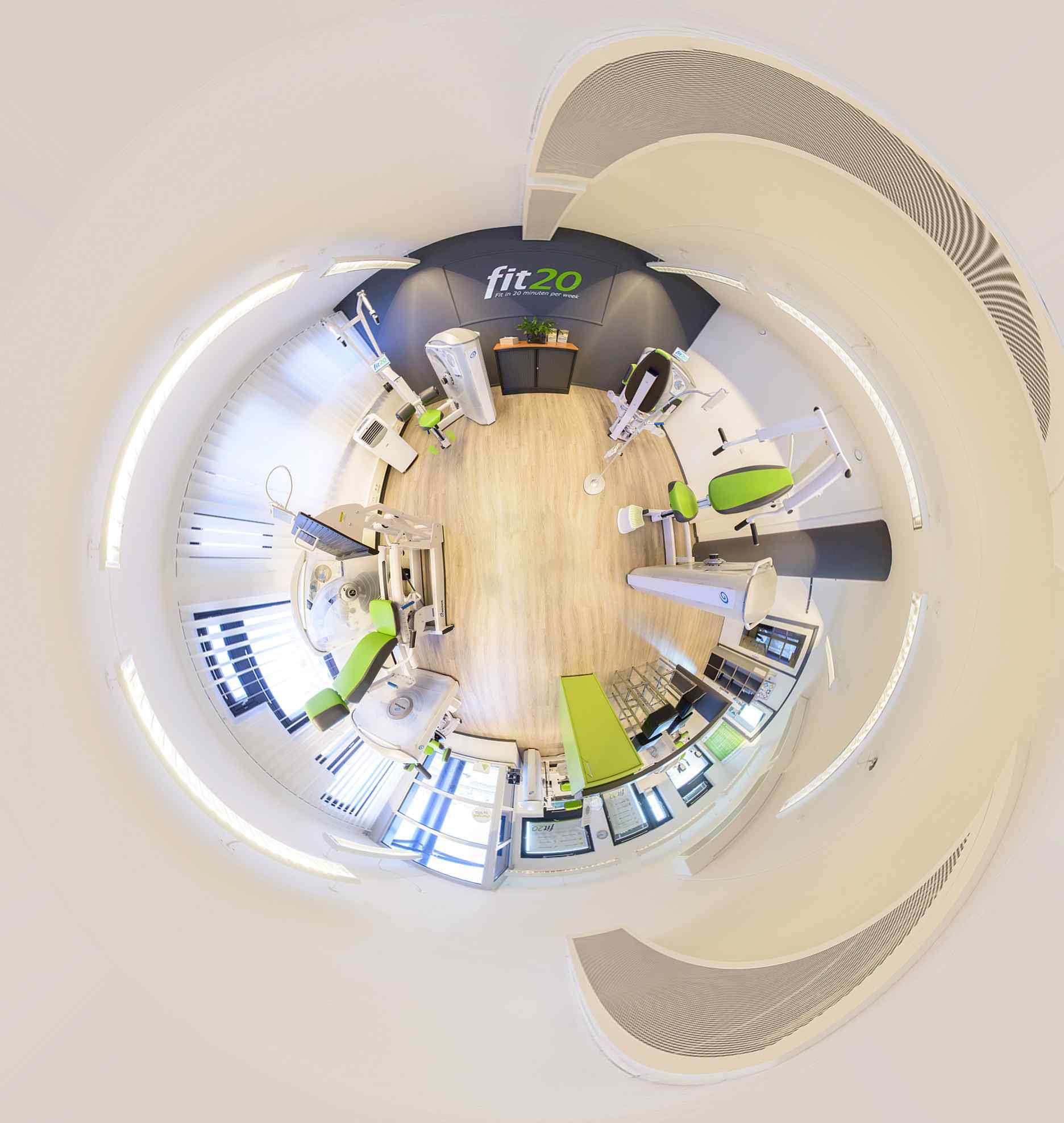 360 graden panoramafotografie Alkmaar